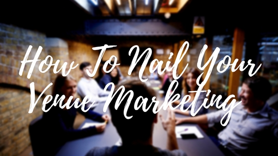 Top Tips - Our Venue Experts discuss how best to market your space to your target audience. Many venues we work with are looking for more business clients and to drive their enquiry numbers up. If this is you, check out the Venue Marketing Service.