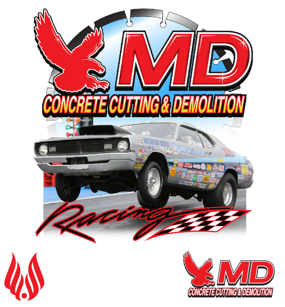 MD CONCRETE CUTTING & DEMOLITION