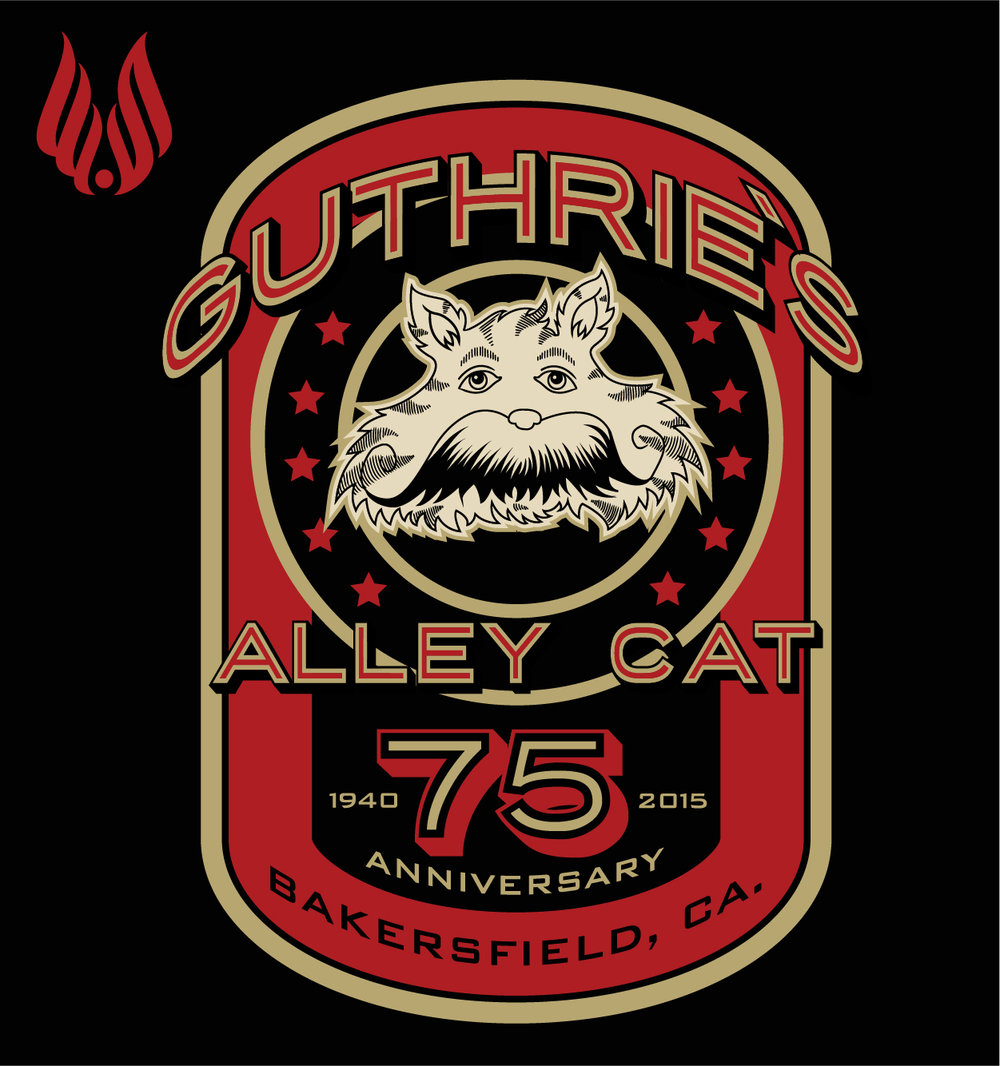 Guthries's Alley Cat
