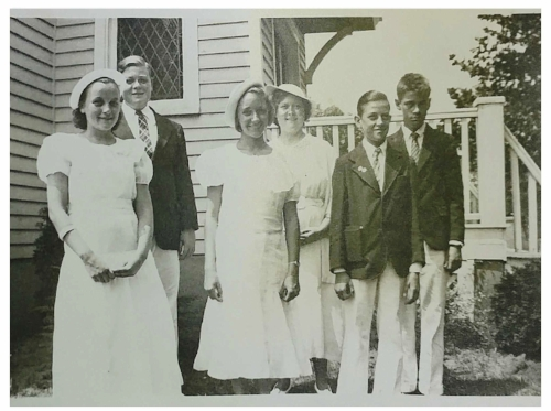 Confirmation Sunday, 1936