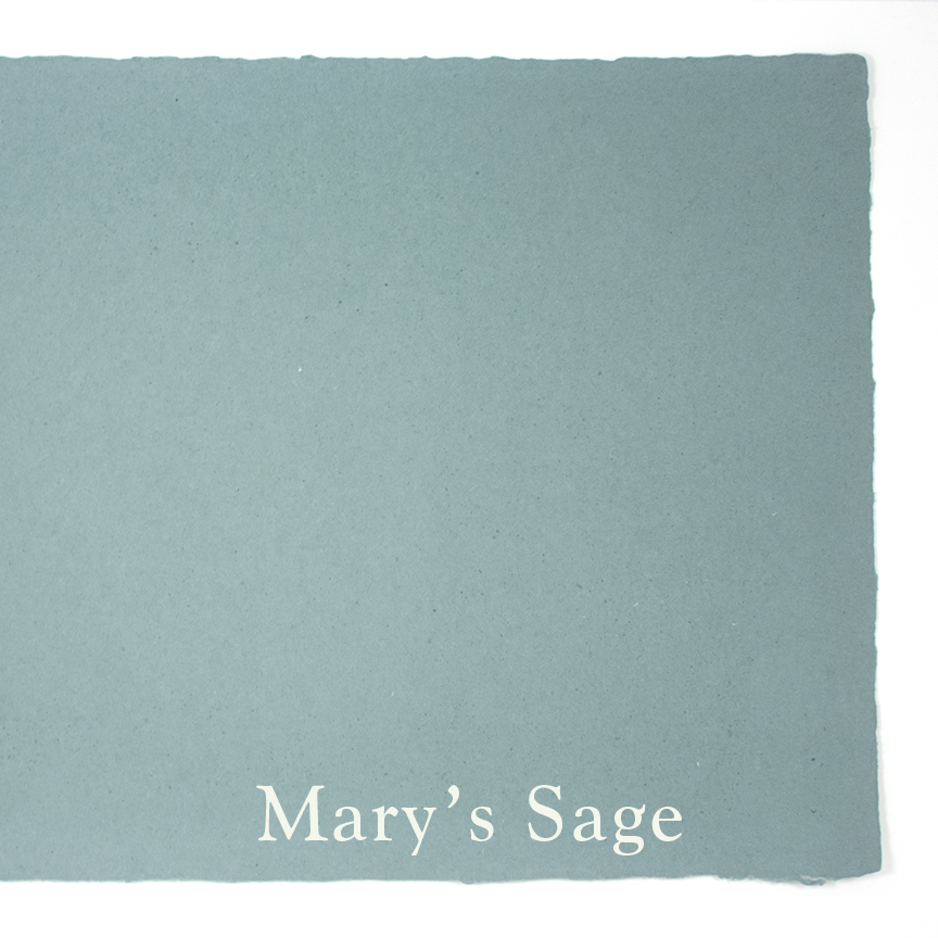 This sheet   is named after Mary Uthuppuru who understands the color green. The cotton is a byproduct from the clothing industry. This sheet is internally sized.