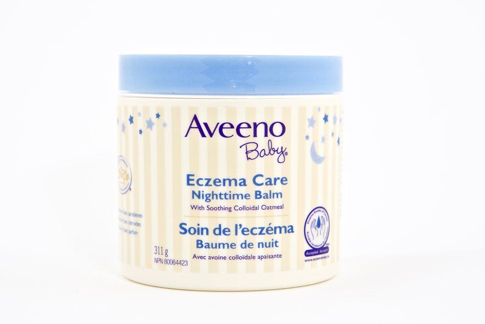 Aveeno Baby Eczema Care Nighttime Balm