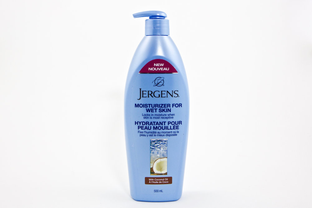 Jergens Moisturizer for Wet Skin