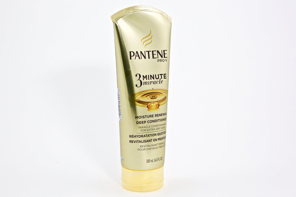 Pantene Pro-V Moisture Renewal 3 Minute Miracle Deep Conditioner