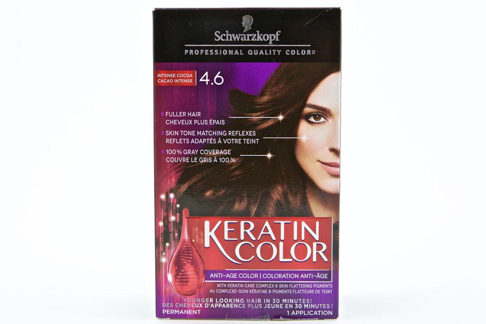 Schwarzkopf Keratin Colour