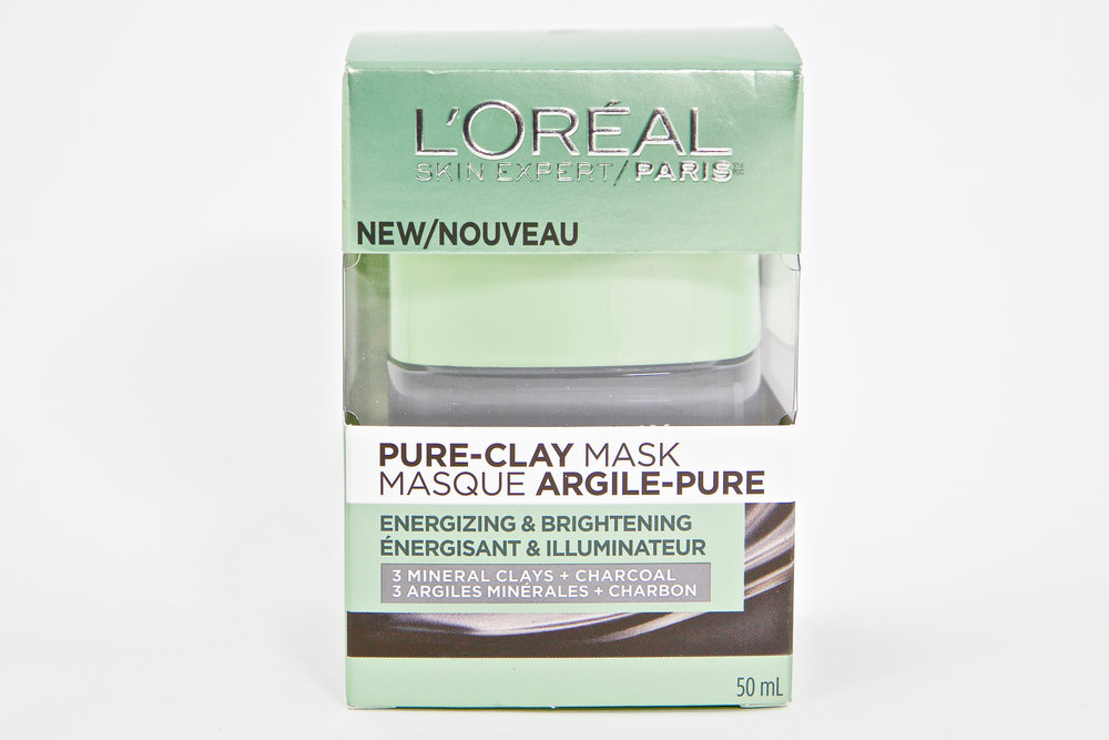 L'Oréal Paris Pure Clay Mask