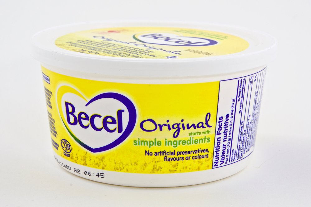 Becel Original with simpler ingredients
