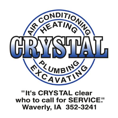 crystal plumbing and heating