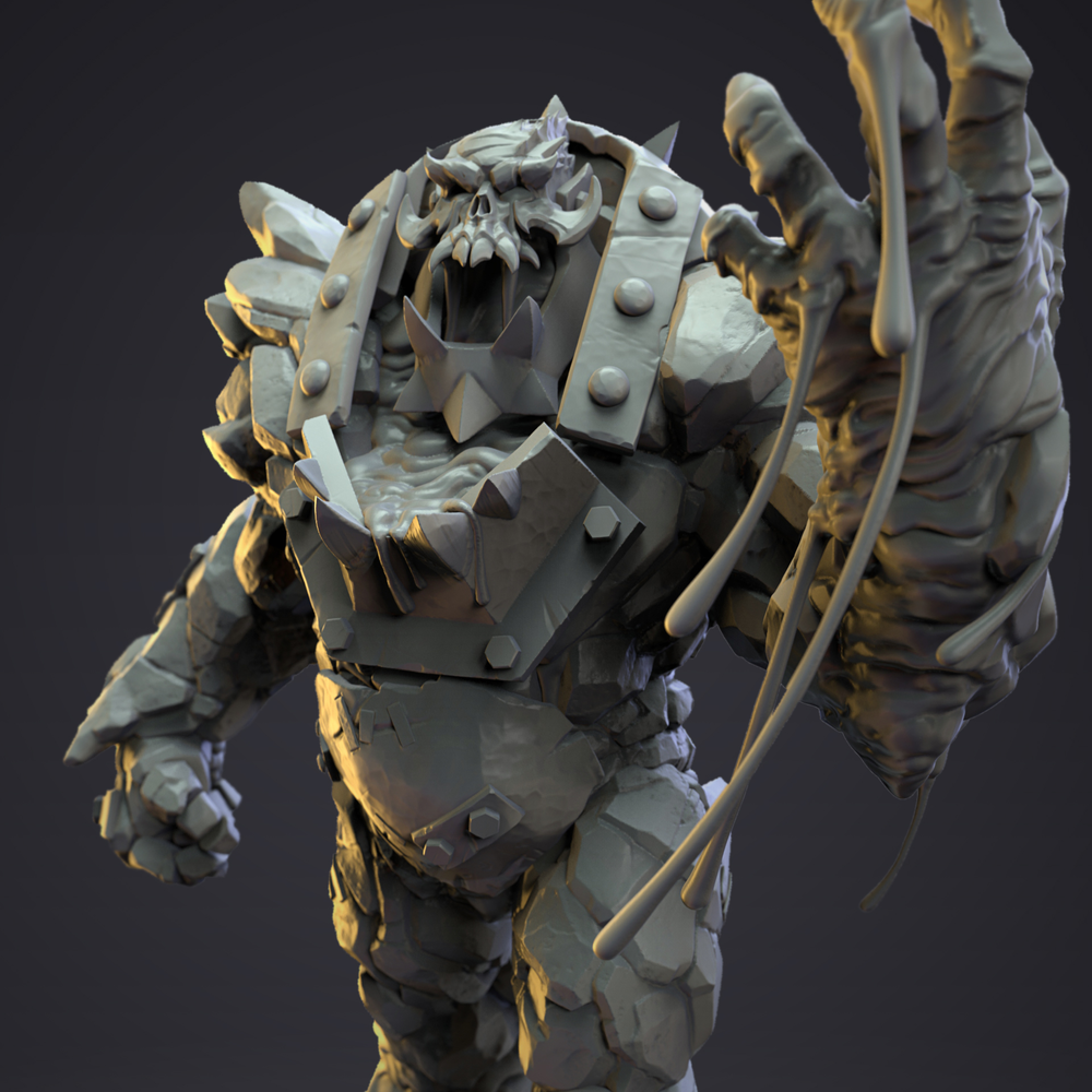 """Golem"" by Mike Butcher"