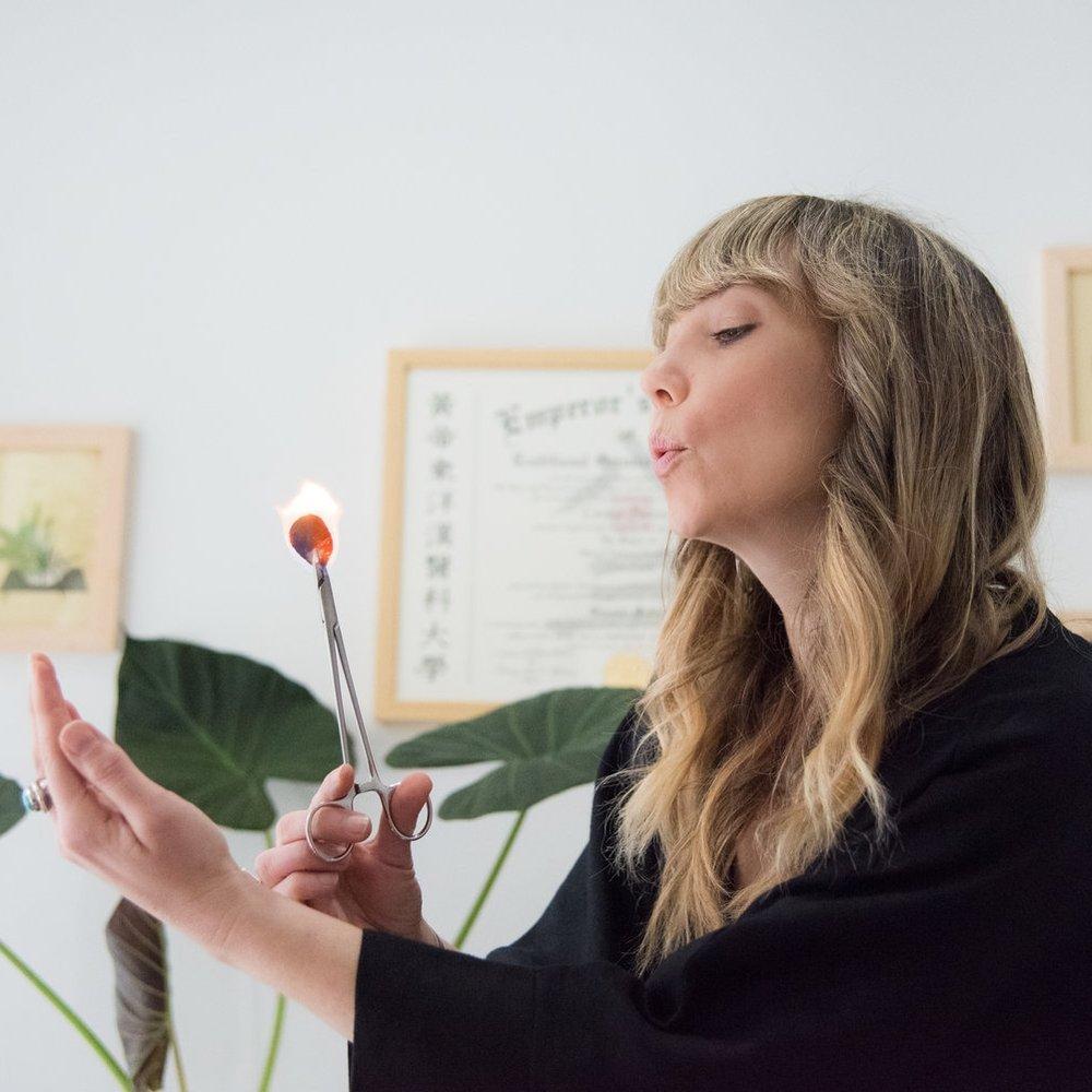 Carolyn Barron Los Angeles, CA   Acupuncture + Holistic Primary Care