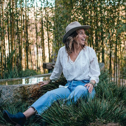Julia Plevin   San Francisco, CA   Founder of Forest Bathing Club, Forest Bathing, Shamanic Reiki, Nature Connection Guidance