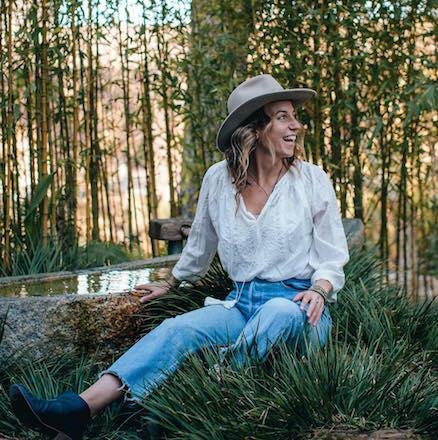 Julia Plevin San Francisco, Virtual   Forest Bath with Shamanic Reiki
