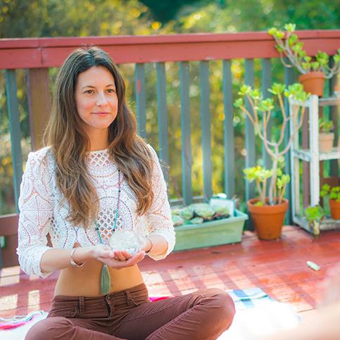 Jacqueline Bain  Santa Cruz, CA   Breathwork Sessions