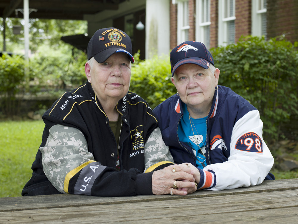 Hank, 76, and Samm, 67, North Little Rock, AR, 2015_web.jpg