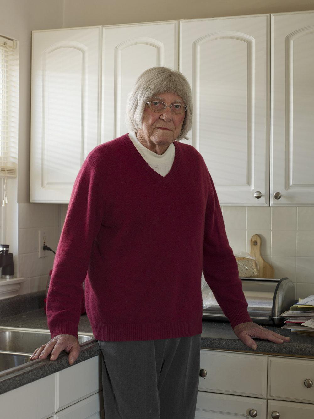 Rachel, 86, St. Louis, MO, 2015