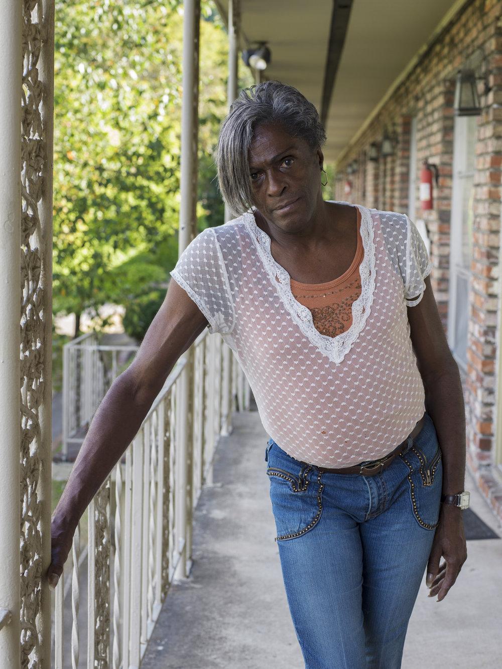 Tasha, 65, Birmingham, AL, 2013