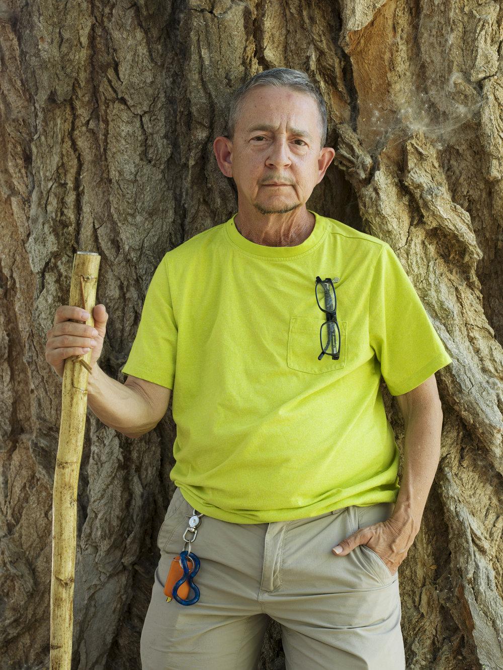 Jay, 69, Albuquerque, NM, 2017