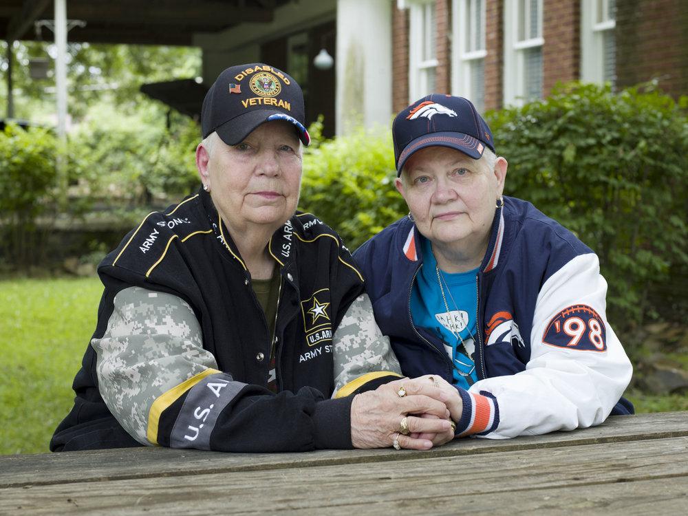 Hank, 76, and Samm, 67, North Little Rock, AR, 2015_web.jpg