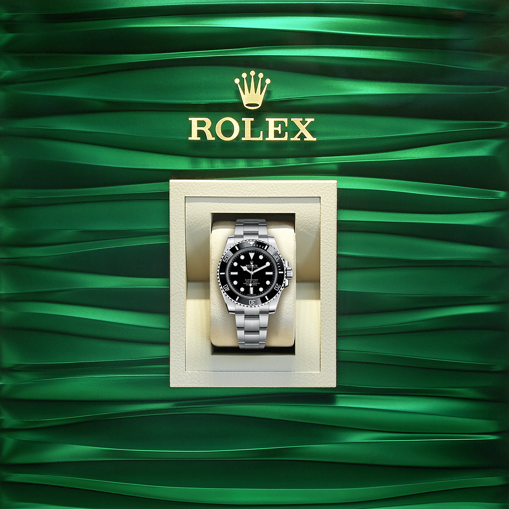Rolex Submariner In A Box
