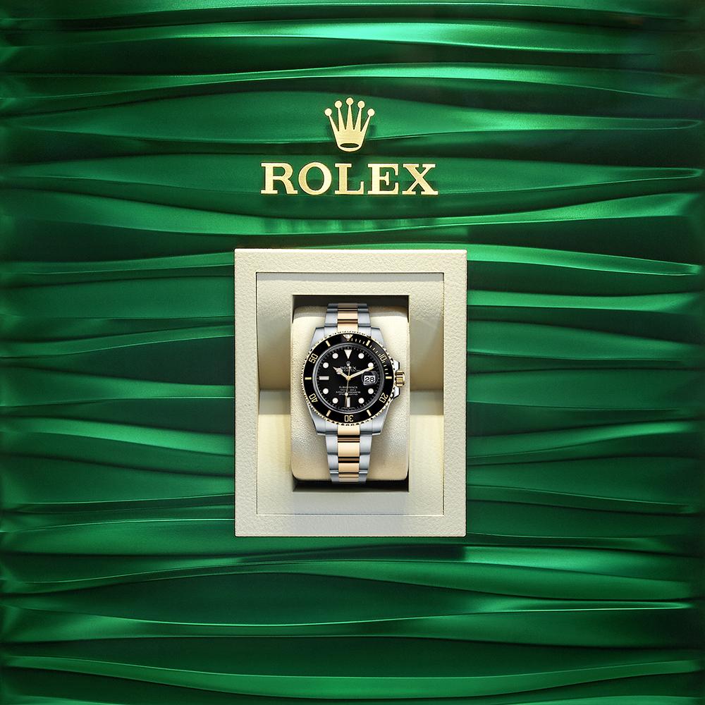 Rolex Submariner In A Box