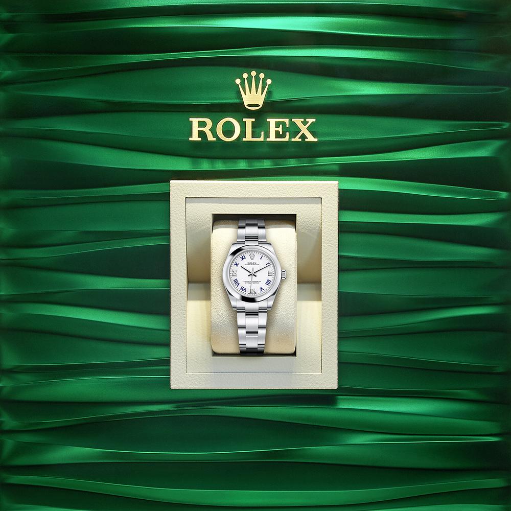 Rolex Oyster Perpetual In A Box