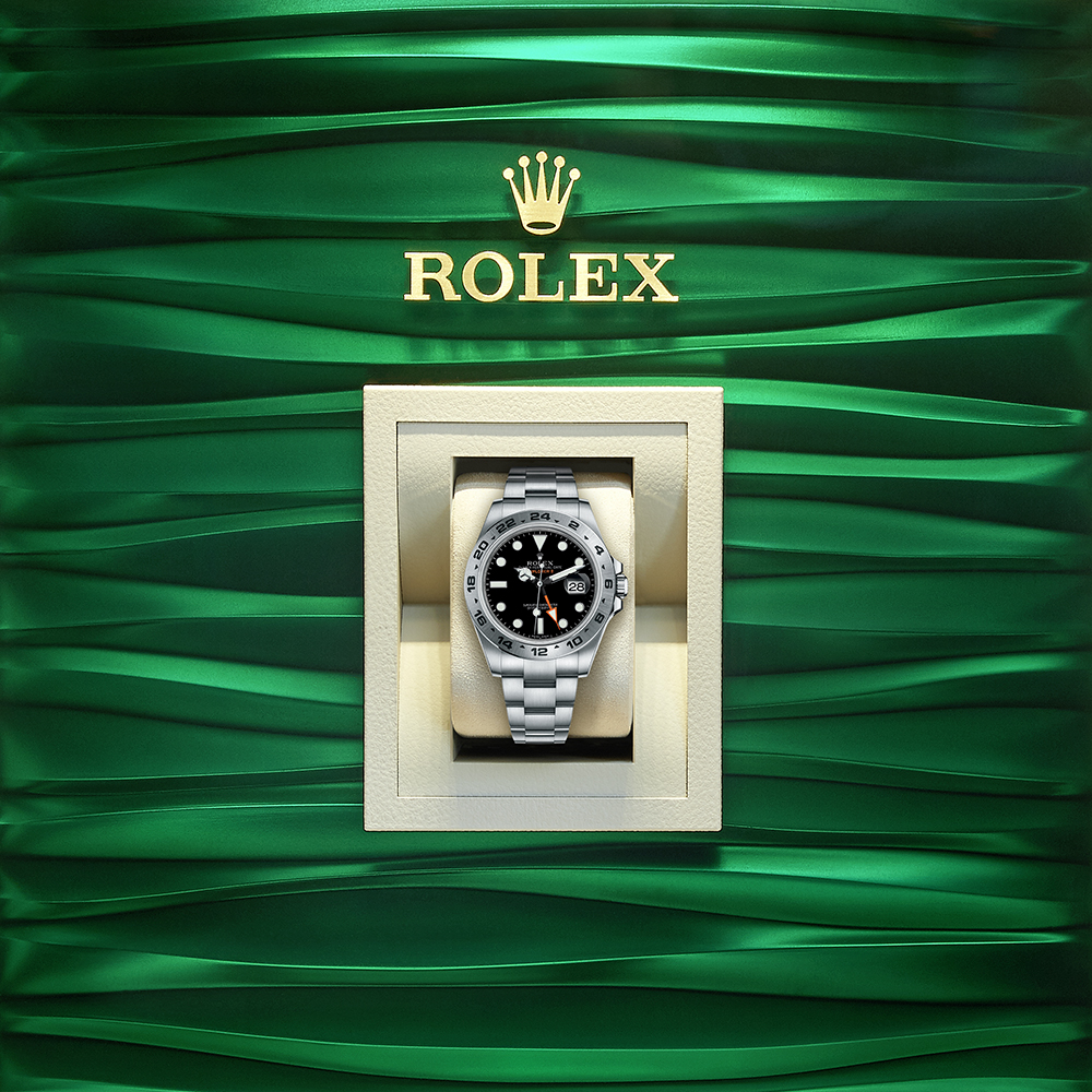 Rolex Explorer In A Box