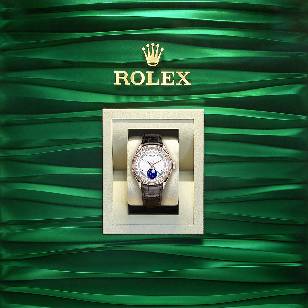 Rolex Moonphase In A Box