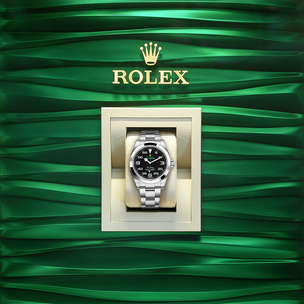 Rolex Air-King In A Box