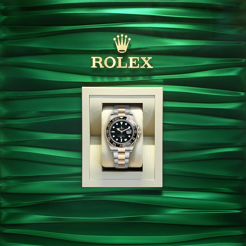 Rolex GMT-Master II In A Box