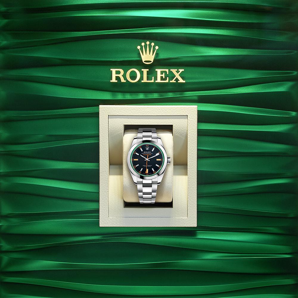 Rolex Milgauss In A Box