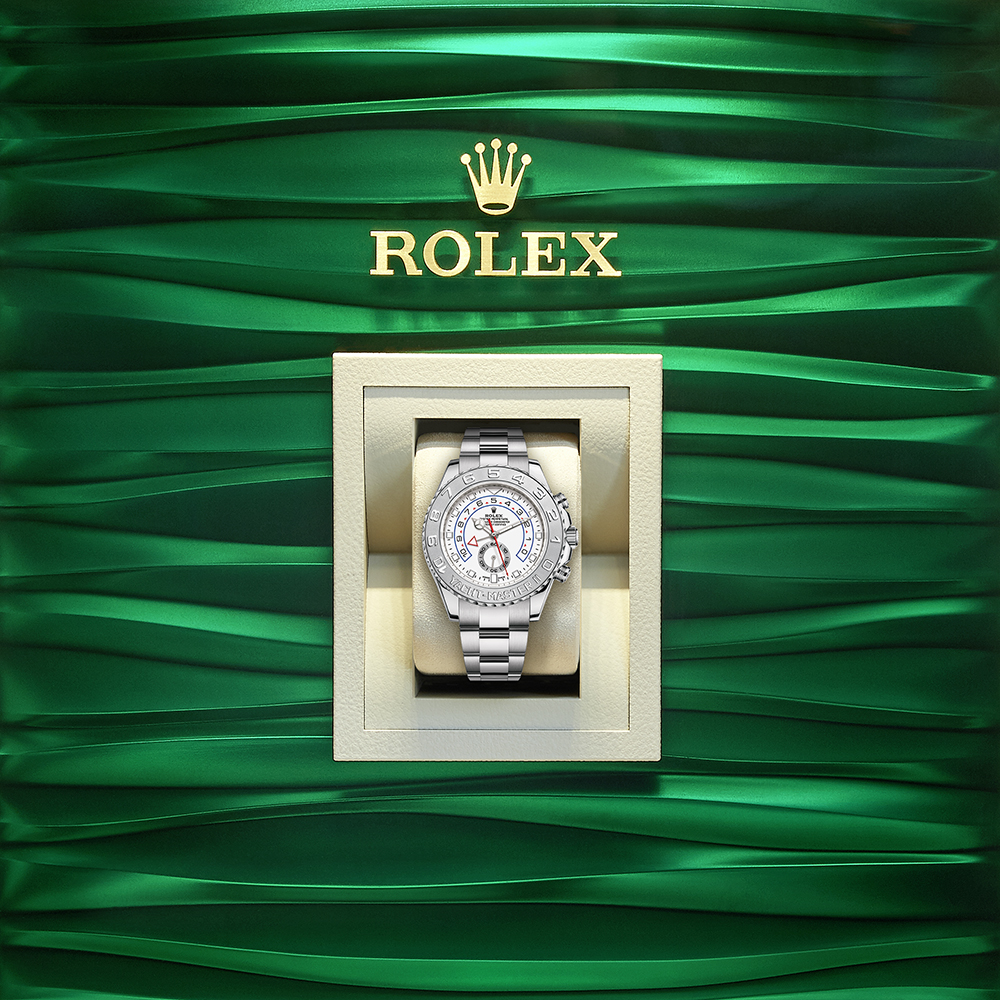 Rolex Yacht-Master In A Box