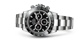 """COSMOGRAPH DAYTONA<br><span class=""""watch-des"""">Oyster, 40 mm, Oystersteel</span>"""