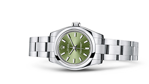 "OYSTER PERPETUAL 26<br><span class=""watch-des"">Oyster, 26 mm, Oystersteel</span>"