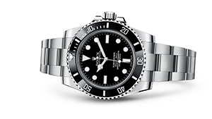 "SUBMARINER<br><span class=""watch-des"">Oyster, 40 mm, Oystersteel</span>"