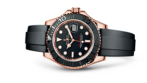 "YACHT-MASTER 40<br><span class=""watch-des"">Oyster, 40 mm, Everose gold</span>"