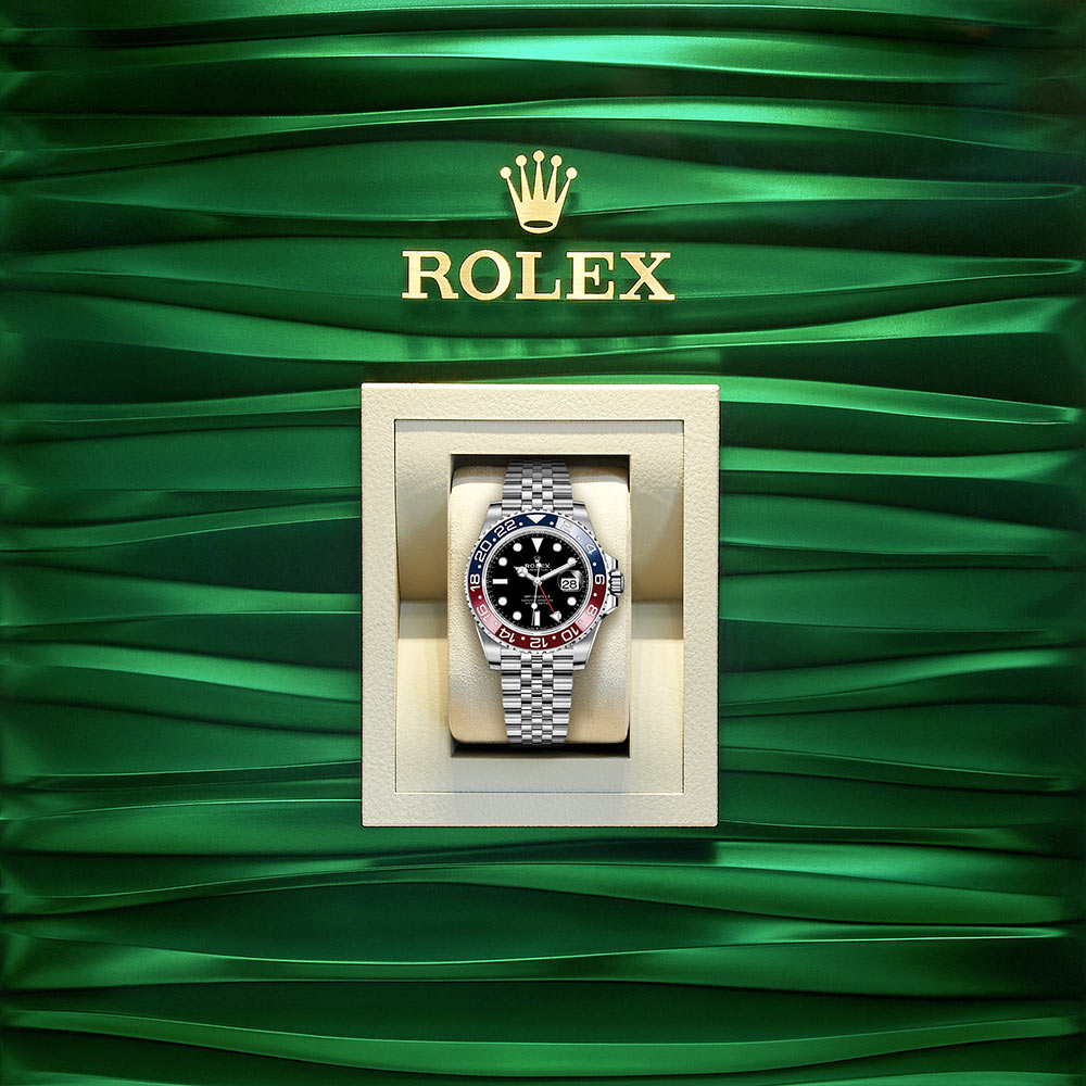 Rolex GMT-Master II In A Box