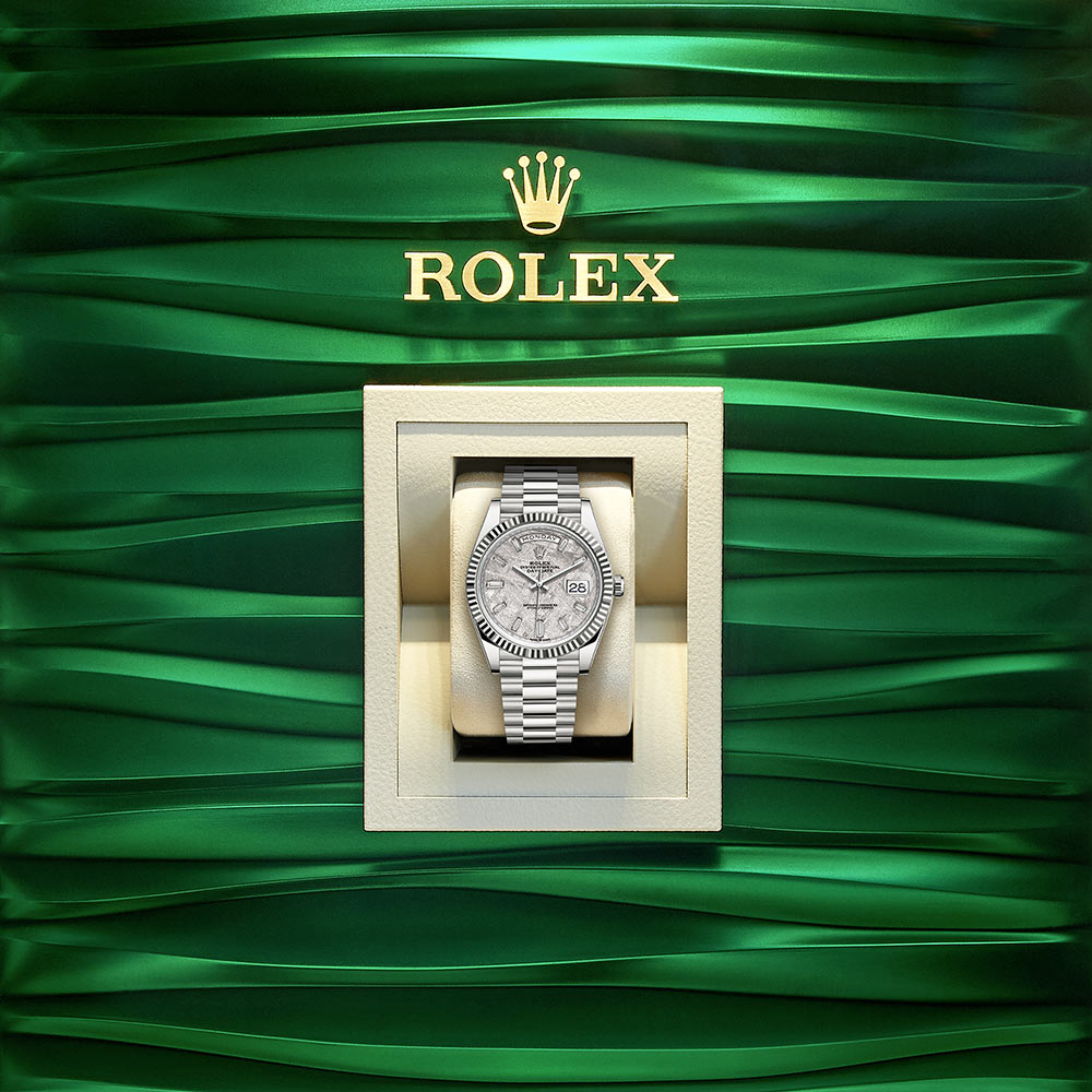 Rolex Day-Date In A Box