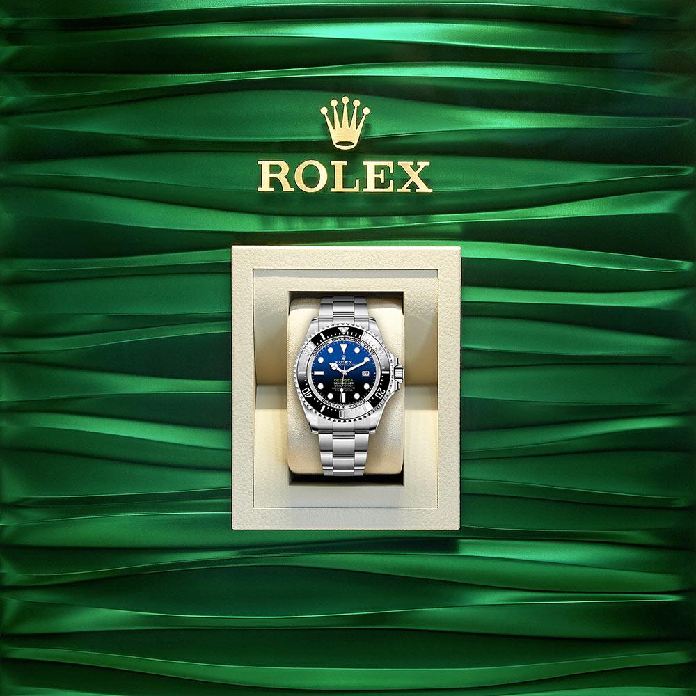 Rolex Sea-Dweller In A Box