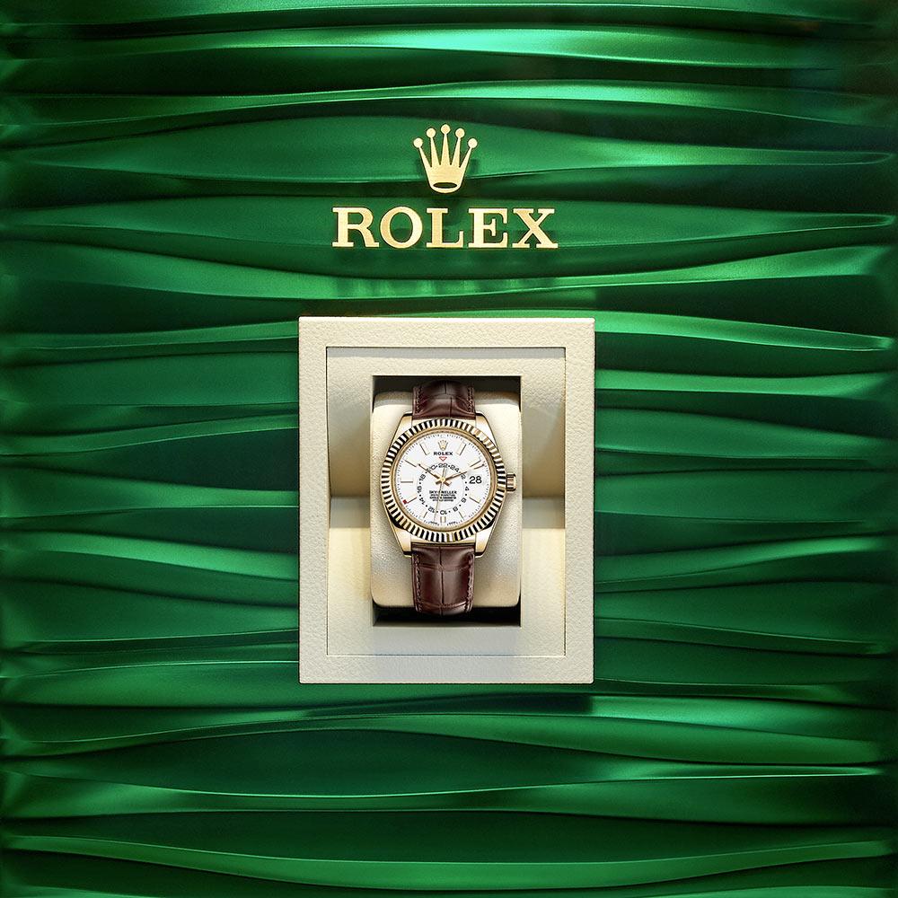 Rolex Sky-Dweller In A Box