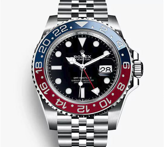 Oyster Perpetual<br><strong>New GMT-Master II</strong>