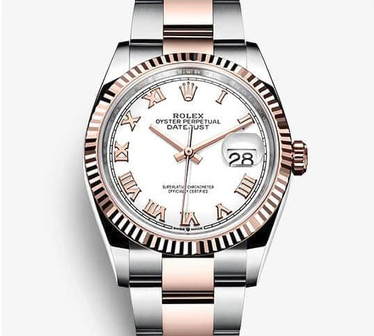 Oyster Perpetual<br><strong>New Datejust 36</strong>