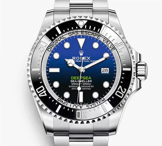 Oyster Perpetual<br><strong>New Rolex Deepsea</strong>