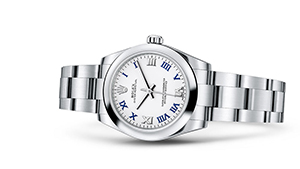 "OYSTER PERPETUAL 31<br><span class=""watch-des"">Oyster, 31 mm, Oystersteel</span>"