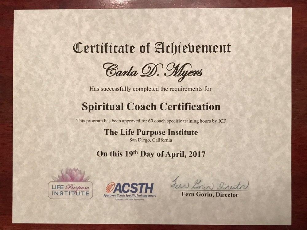 Coaching Coaching For The Spiritual Creative