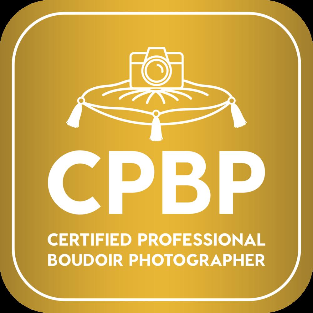 Boudoir Certified