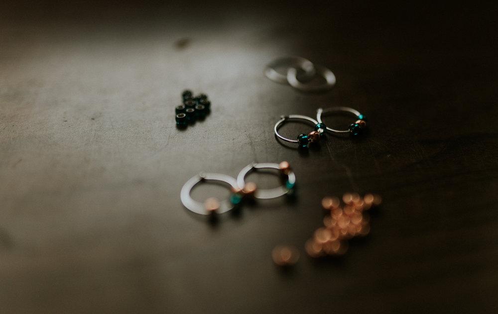 Self Care Craft Earrings