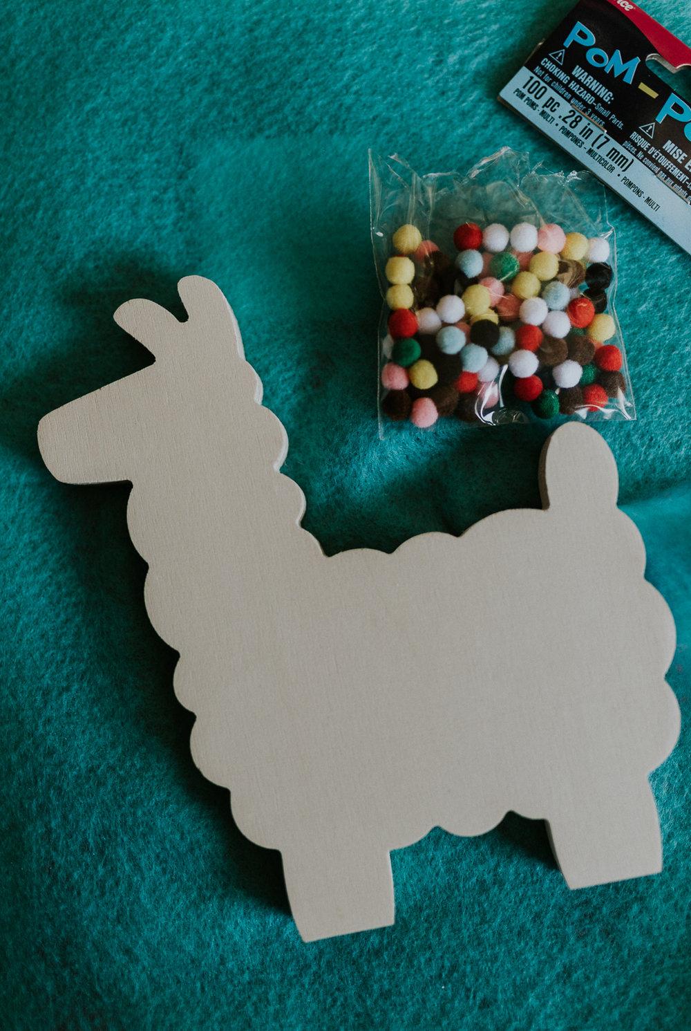 Self Care Craft llama
