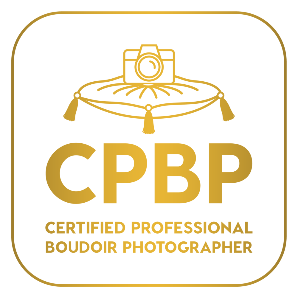 Certified Professional Boudoir Photographer