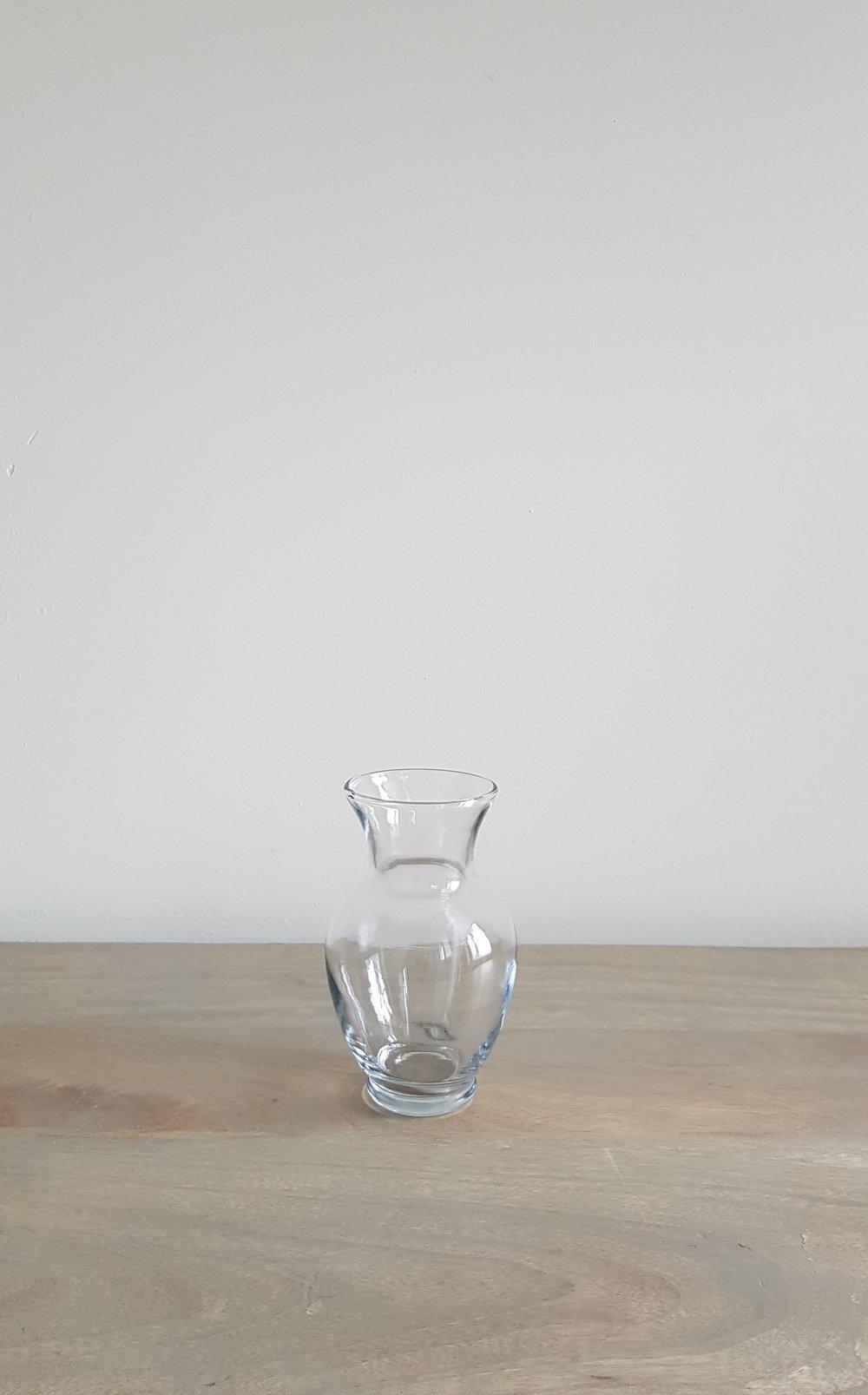 Garden Bud Vase - $1.50 each   Qty: 65