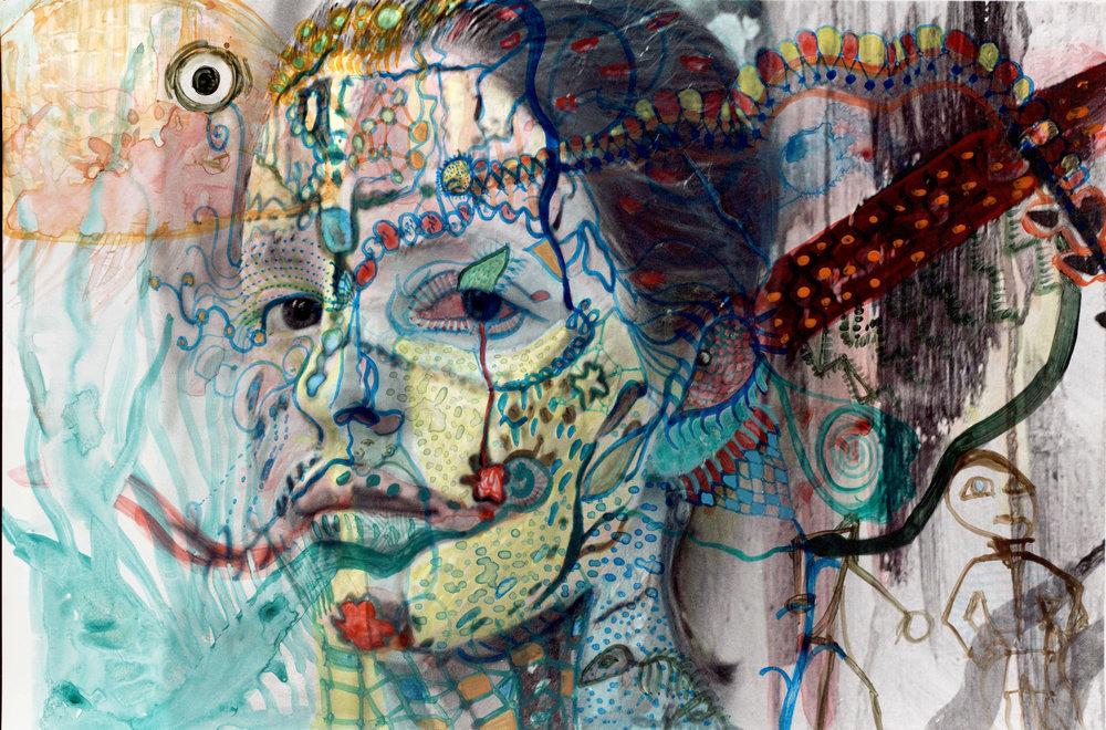Self Portrait as Journey